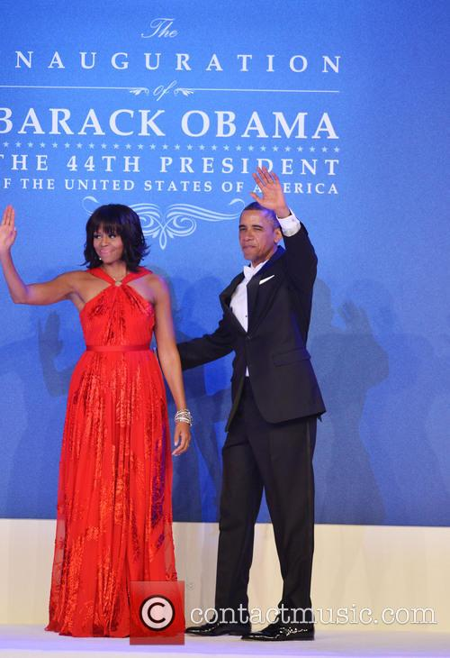 President Barack Obama and First Lady Michelle Obama 5