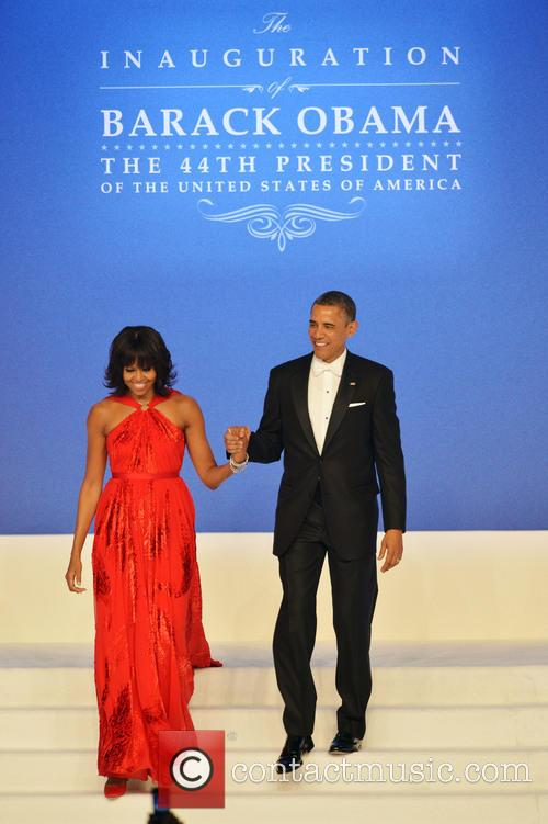 President Barack Obama and First Lady Michelle Obama 6