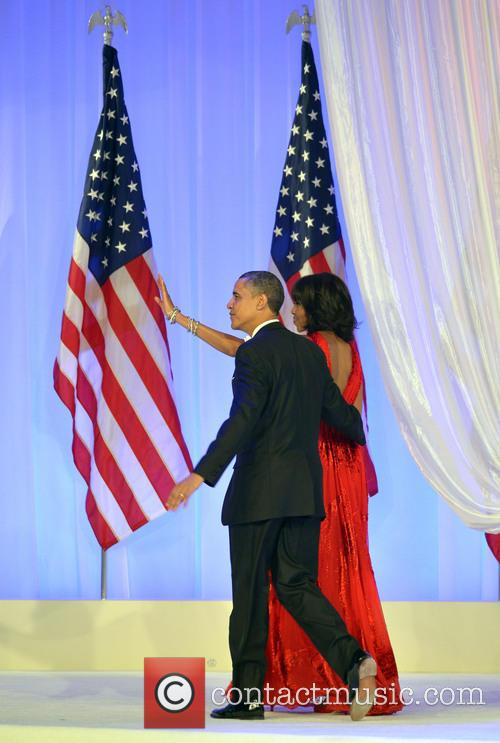President Barack Obama and First Lady Michelle Obama 10