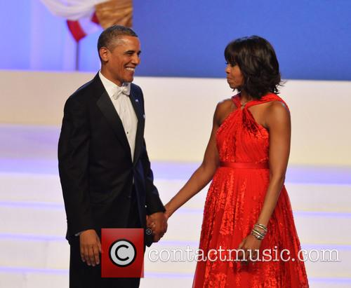 President Barack Obama and First Lady Michelle Obama 13