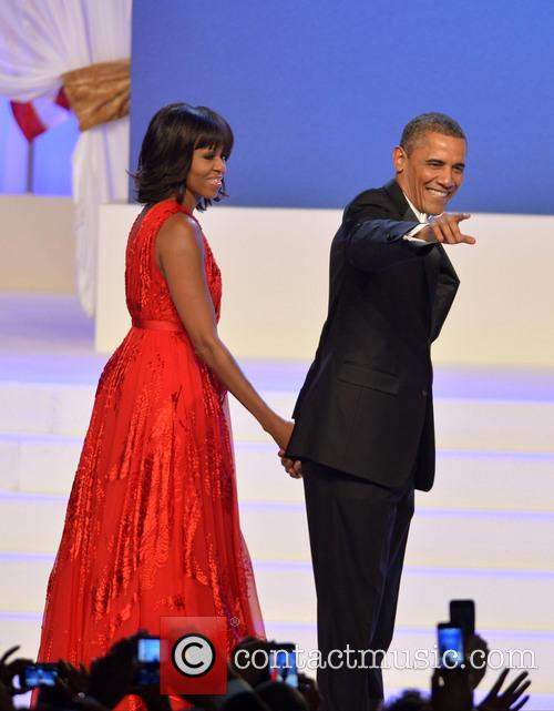 President Barack Obama and First Lady Michelle Obama 15