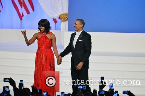 President Barack Obama and First Lady Michelle Obama 16
