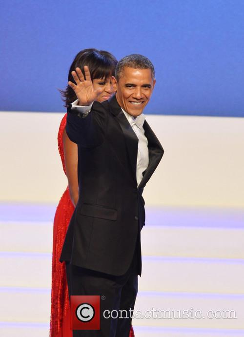 President Barack Obama and First Lady Michelle Obama 18