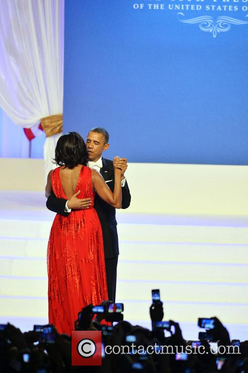 President Barack Obama and First Lady Michelle Obama 20