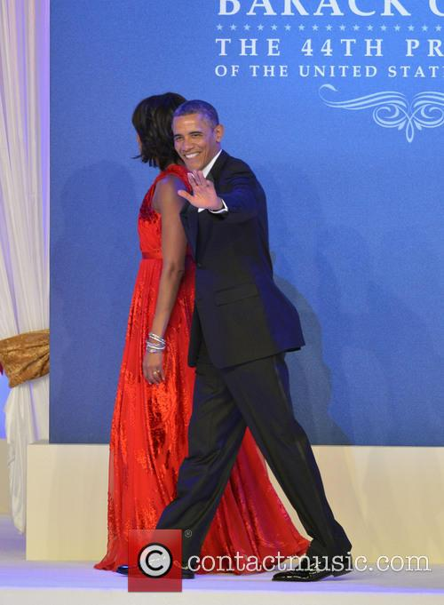 President Barack Obama and First Lady Michelle Obama 21