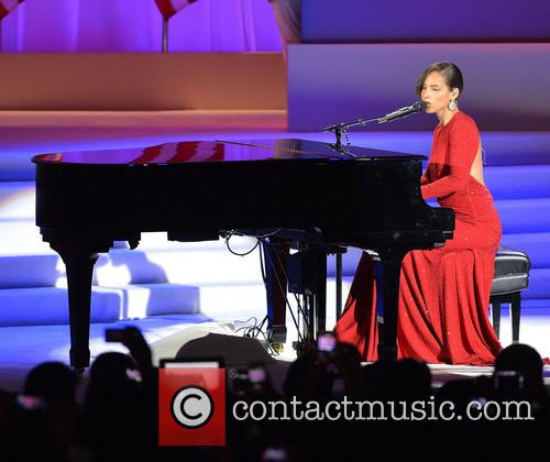 alicia keys the inaugural ball at the walter 3461754