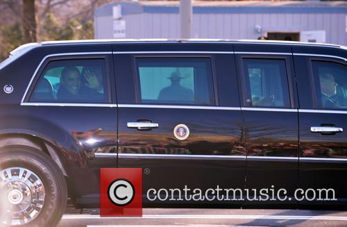 Barack Obama and Michelle Obama 2