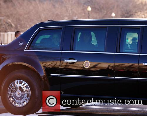 barack obama michelle obama the 57th presidential inaugural parade 3461538