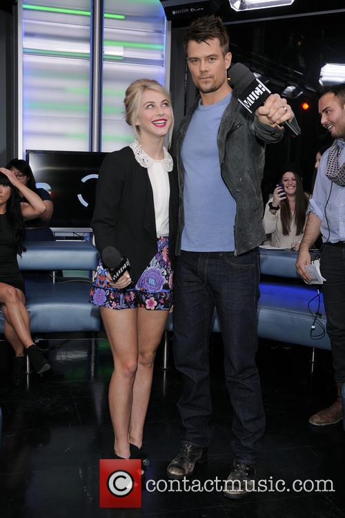 Josh Duhamel and Julianne Hough 3