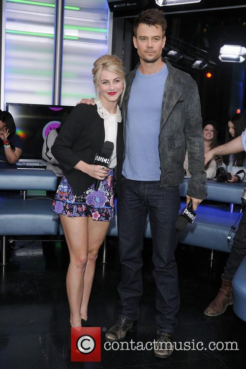 Josh Duhamel and Julianne Hough 9