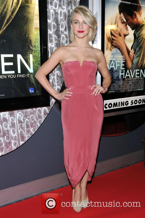 Toronto premiere of 'Safe Haven'