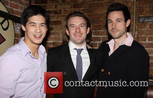 Eddie Liu, Michael Rabe and Rhett Owen 2