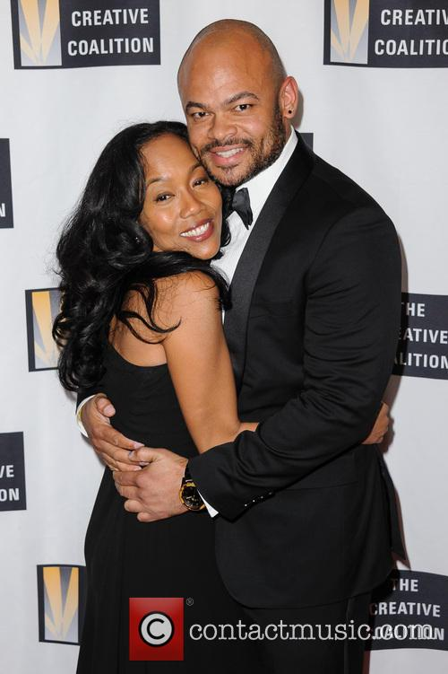 Sonja Sohn and Anthony Hemingway