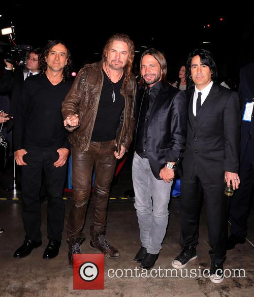 Alex Gonzalez, Fernando Olvera, Sergio Vallin and Juan Calleros