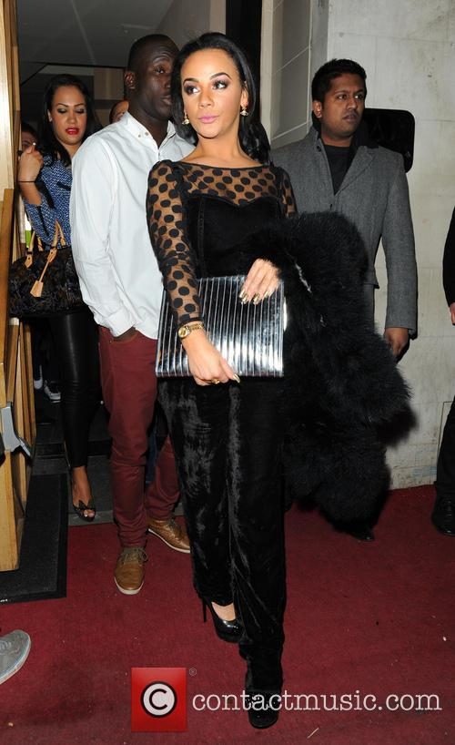 Chelsee Healey outside DSTRKT nightclub after attending an album launch party