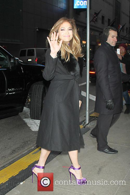 Celebrities arrive at ABC Studios
