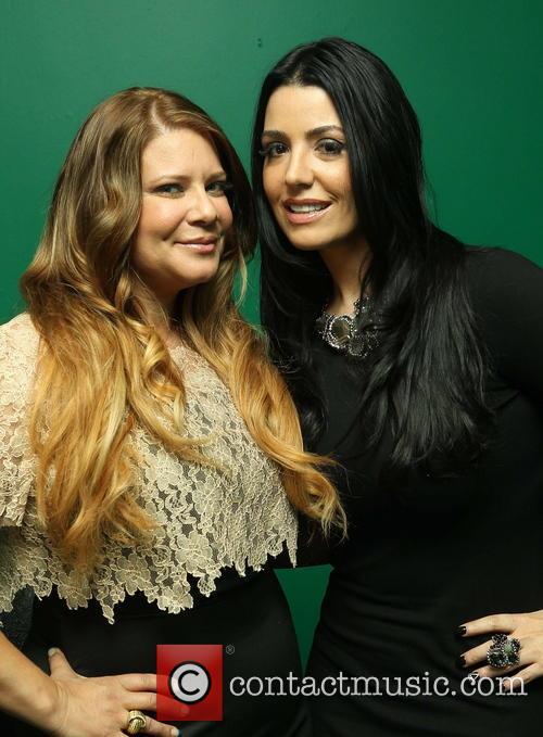 Karen Gravano and Ramona Rizzo 5