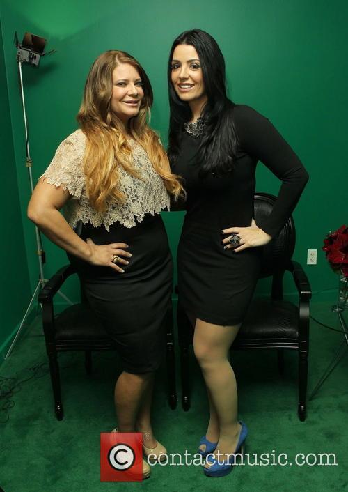 Karen Gravano and Ramona Rizzo 9