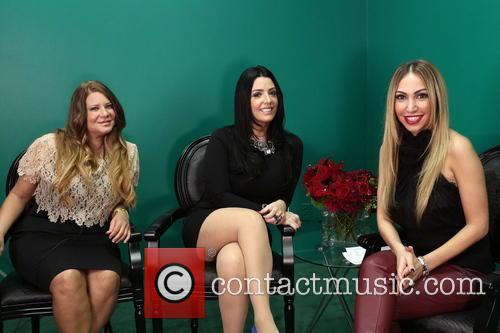 Karen Gravano, Ramona Rizzo and Diana Madison 6