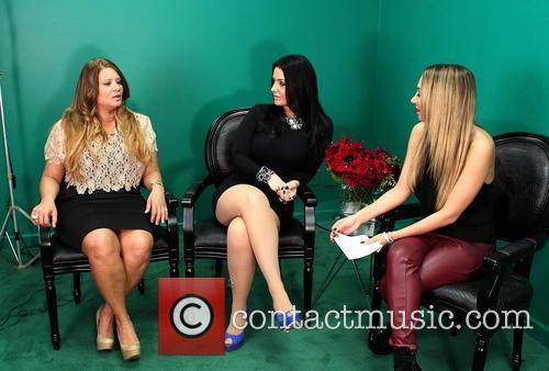 Karen Gravano, Ramona Rizzo and Diana Madison 7