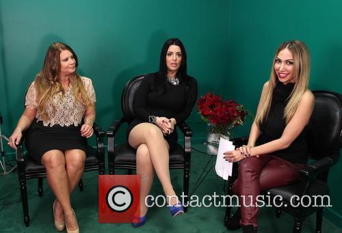 Karen Gravano, Ramona Rizzo and Diana Madison 8