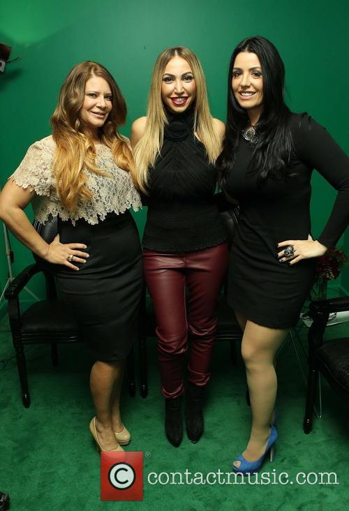 Karen Gravano, Ramona Rizzo and Diana Madison 11
