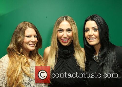 Mob Wives' Karen Gravano, Ramona Rizzo and Hollyscoop 2