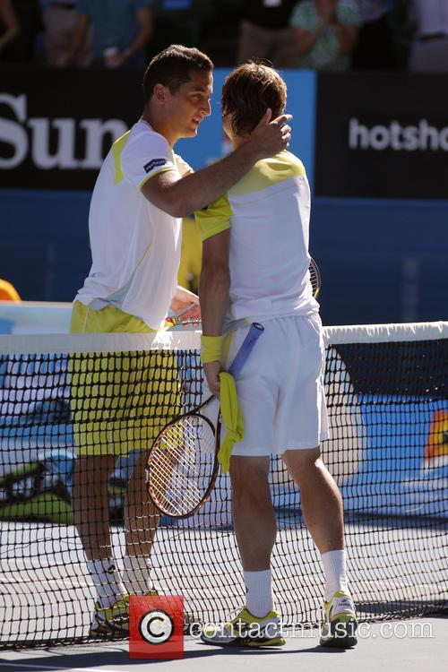 David Ferrer and Nicolas Almagro 5