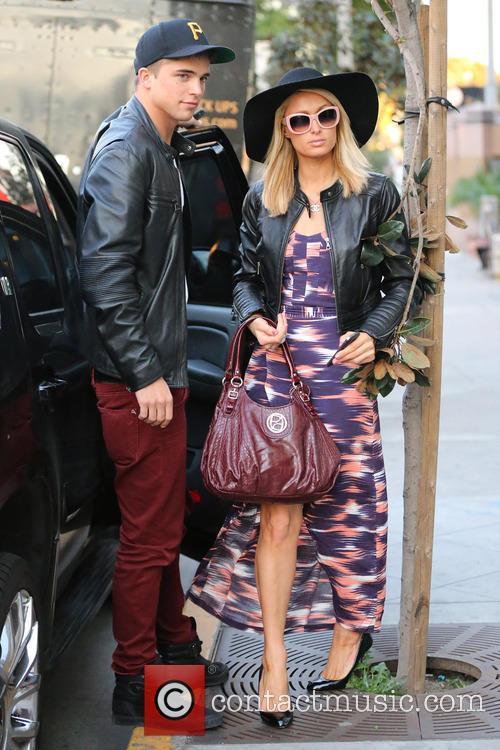 Paris Hilton and River Viiperi 11