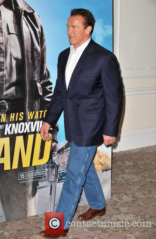 arnold schwarzenegger 'the last stand' photocall 3461813