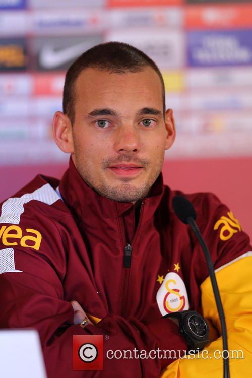Wesley Sneijder 5