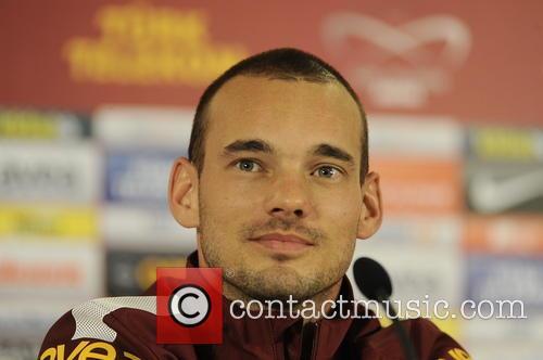 Wesley Sneijder 7
