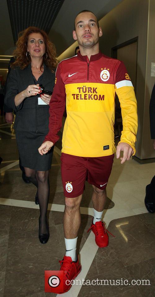 Wesley Sneijder 8