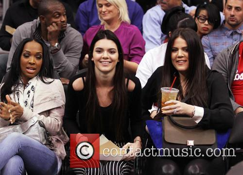 Kendall Jenner and Khloe Kardashian 2