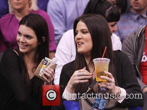 Kendall Jenner and Khloe Kardashian 3