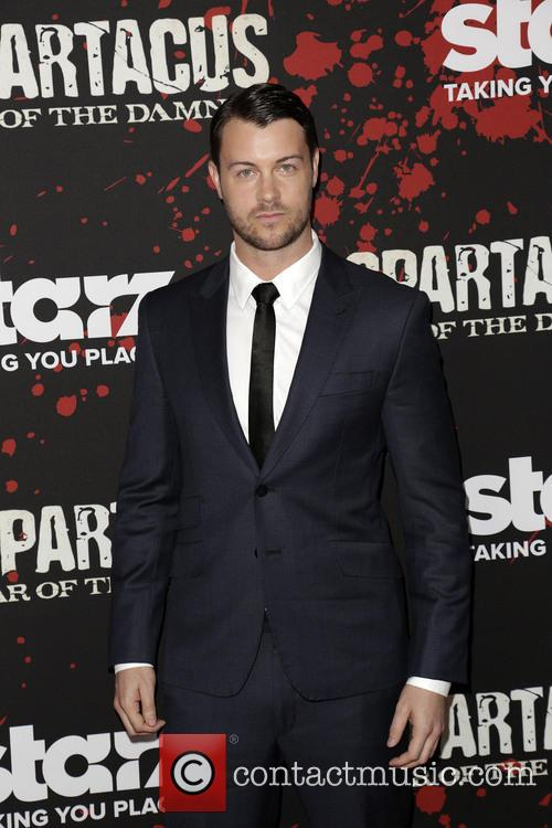 daniel feuerriegel premiere of 'spartacus war of the 3462873
