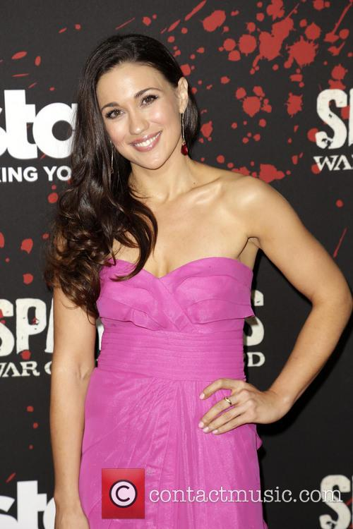 jenna lind premiere of 'spartacus war of the 3462879