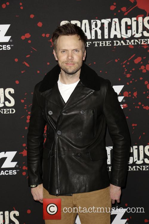 joel mchale premiere of 'spartacus war of the 3462872