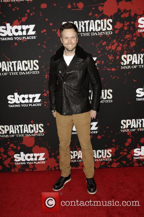 joel mchale premiere of 'spartacus war of the 3462878