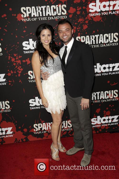 Katrina Law and Nick Tarabay 2