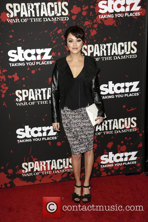 marisa ramirez premiere of 'spartacus war of the 3462899
