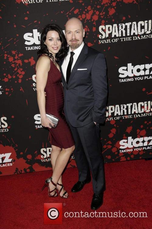 Premiere of 'Spartacus: War of the Damned'