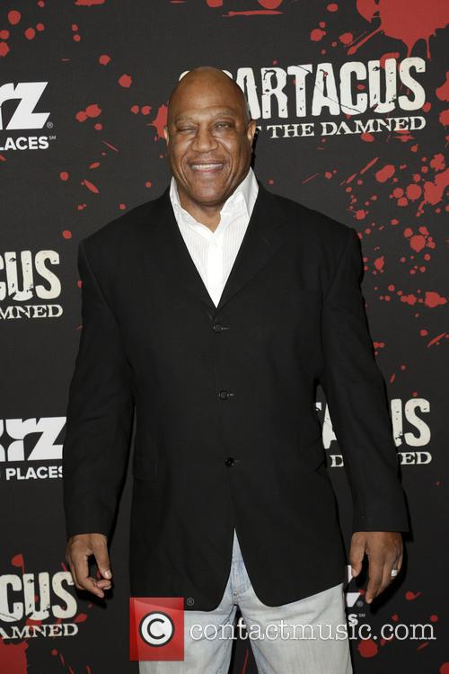 tommy 'tiny' lister premiere of 'spartacus war of 3462845