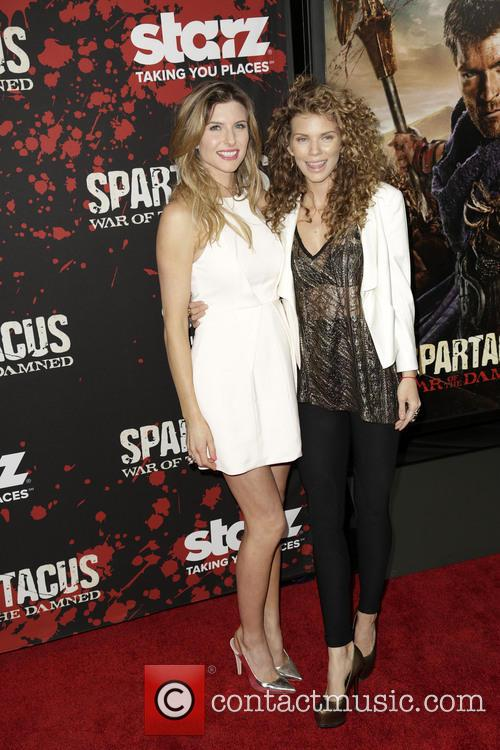 Viva Bianca and AnnaLynne McCord 2