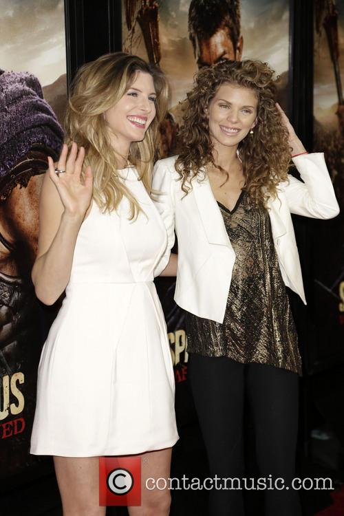 Viva Bianca and AnnaLynne McCord 1