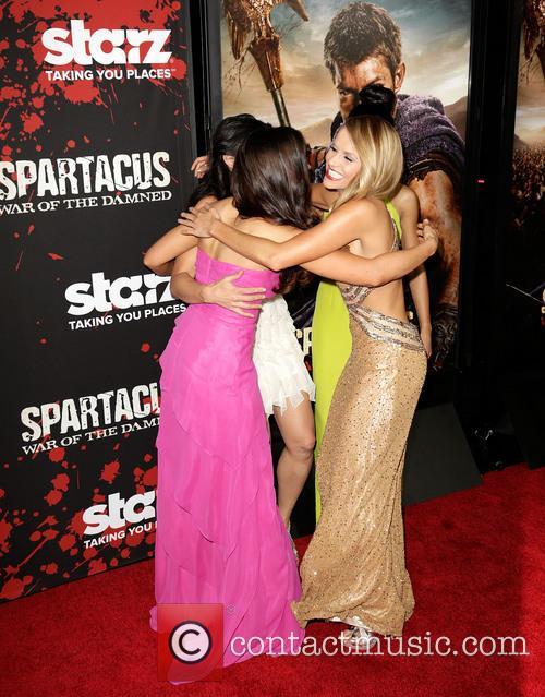 Katrina Law, Jenna Lind, Cynthia Addai-robinson and And Ellen Hollman 6