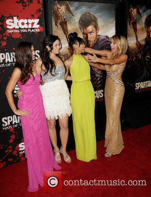 Jenna Lind, Katrina Law, Cynthia Addai-robinson and And Ellen Hollman 5