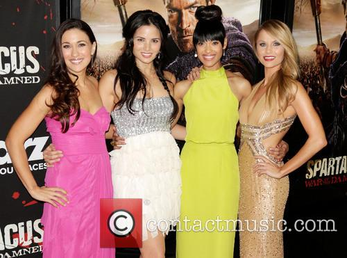 Jenna Lind, Katrina Law, Cynthia Addai-robinson and And Ellen Hollman 6