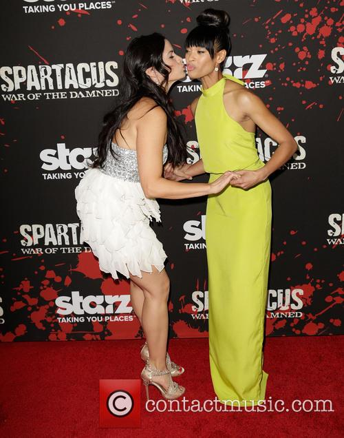 Katrina Law and Cynthia Addai-robinson 7