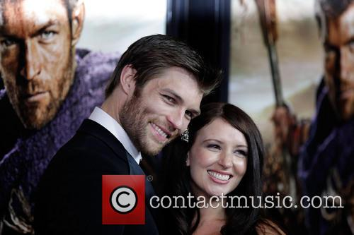 Liam McIntyre and Erin Hasan 3